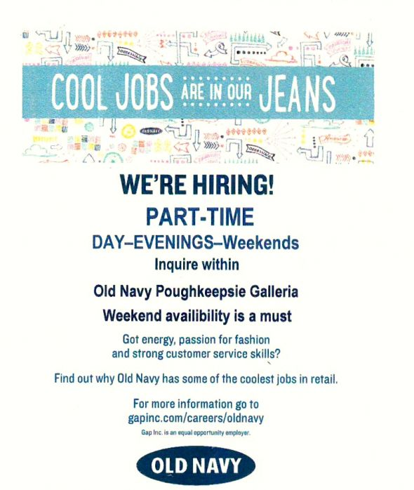 Part Time jobs available in Poughkeepsie, NY. See salaries, compare reviews, easily apply, and get hired. New Part Time careers in Poughkeepsie, NY are added daily on tanzaniasafarisorvicos.ga The low-stress way to find your next Part Time job opportunity is on Simply Hired. There are over Part Time careers in Poughkeepsie, NY waiting for you to apply!