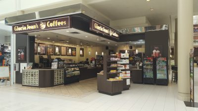 Gloria Jean's Coffees Makeover!