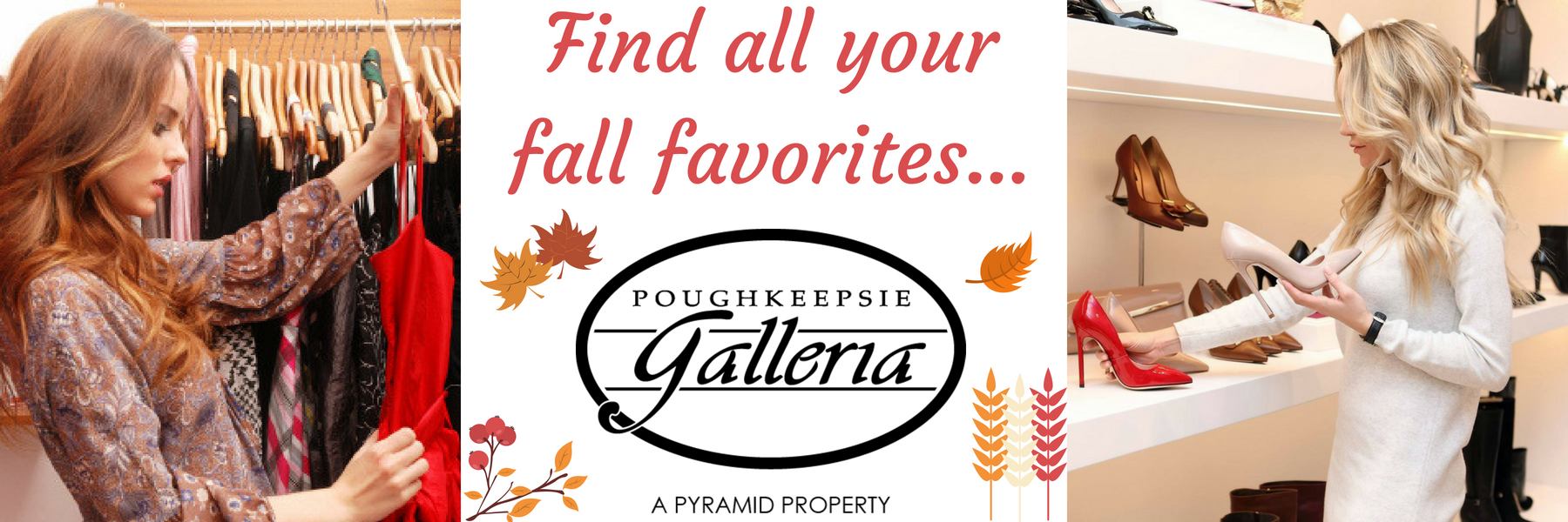Find your fall favorites...