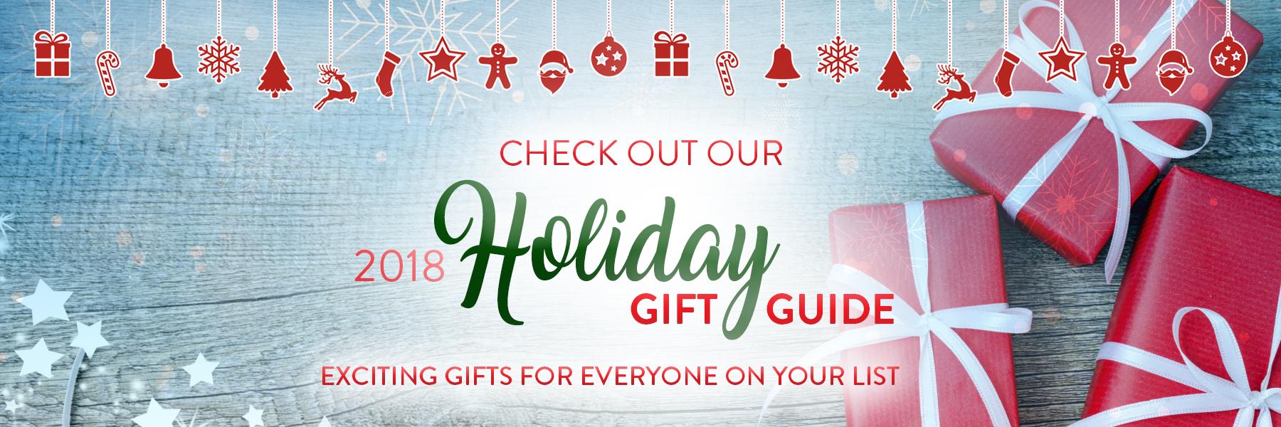Gift Guide - website