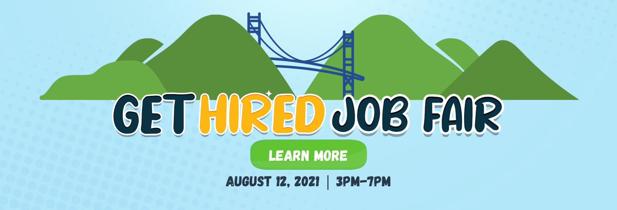 Job Fair Website Slider