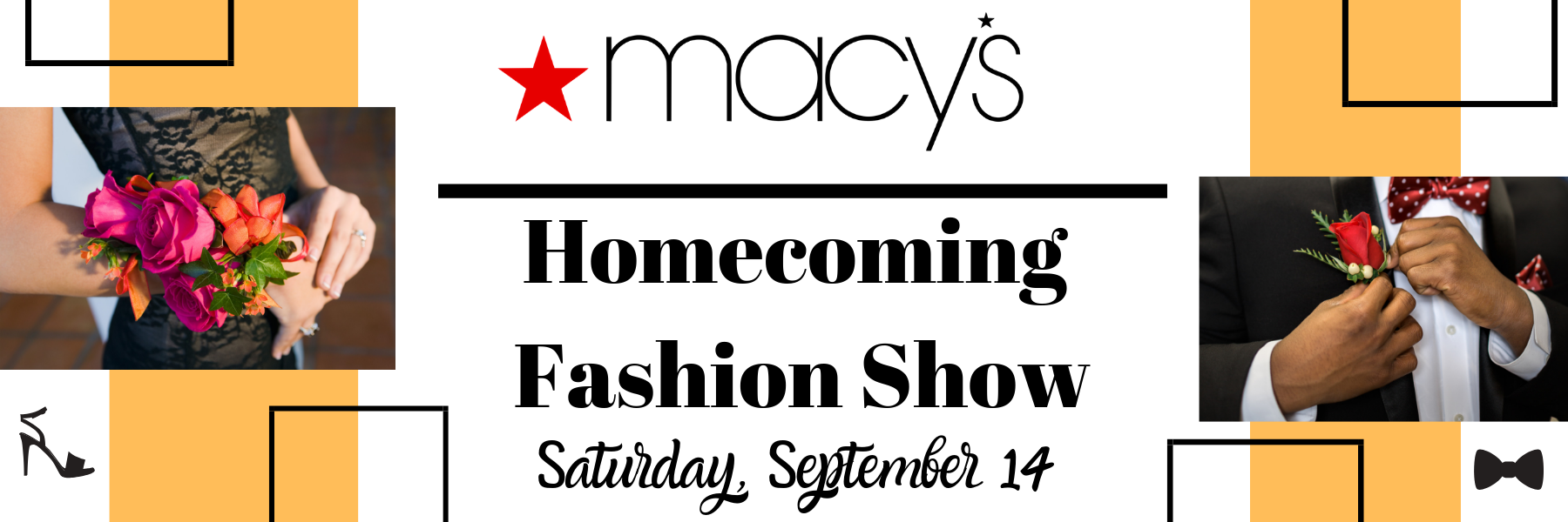 Macys homecoming website slider