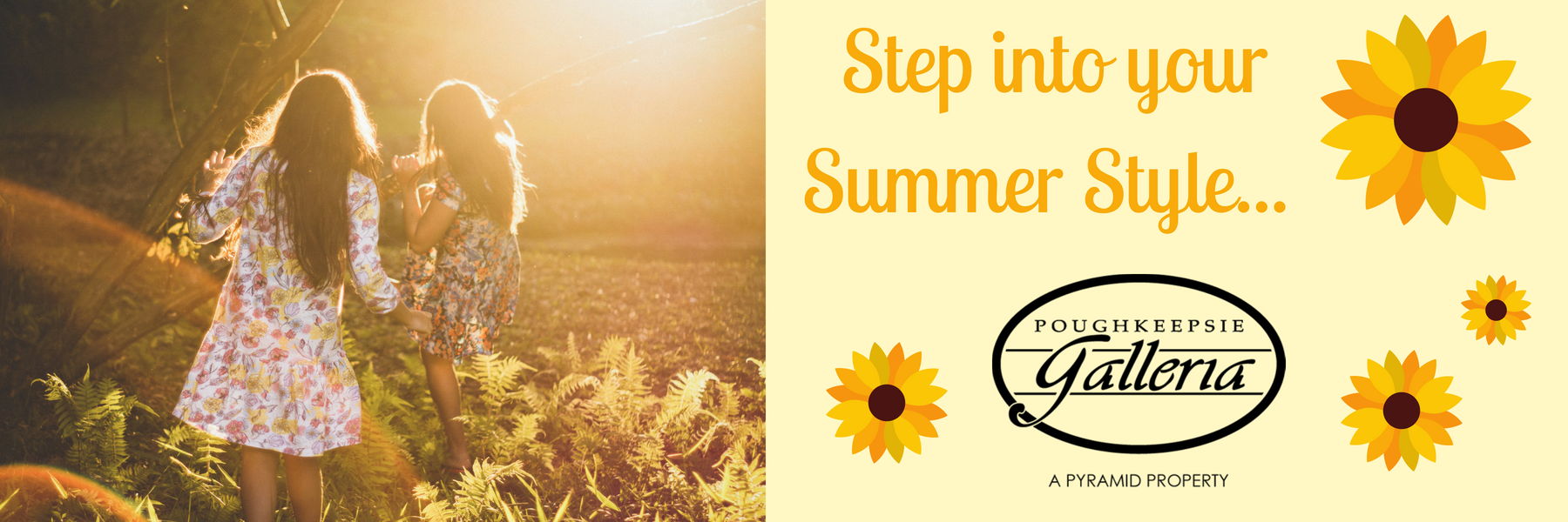 Step into your Summer Style @