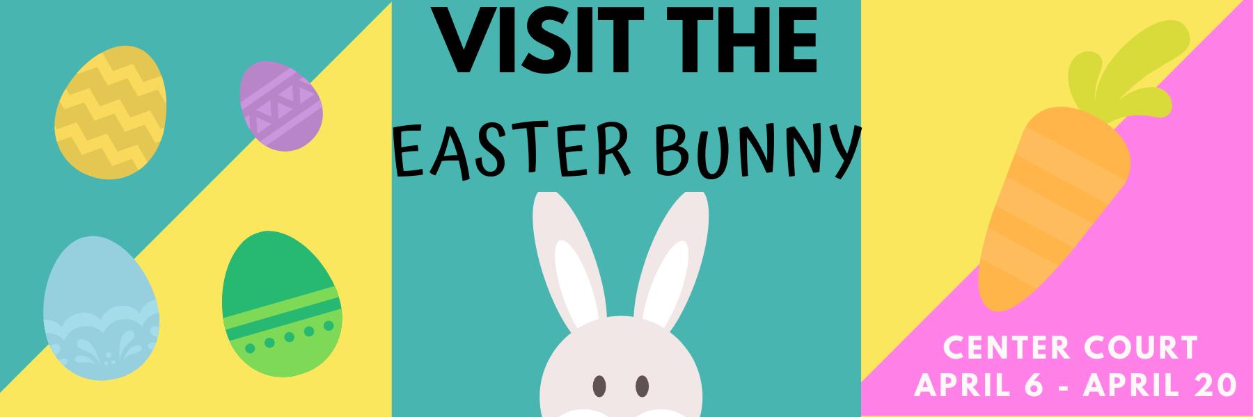 visit the easter bunny slider