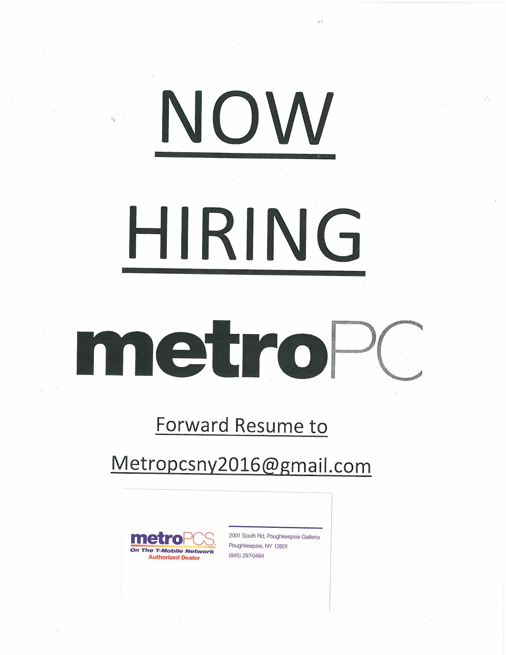 metro pcs poughkeepsie galleria