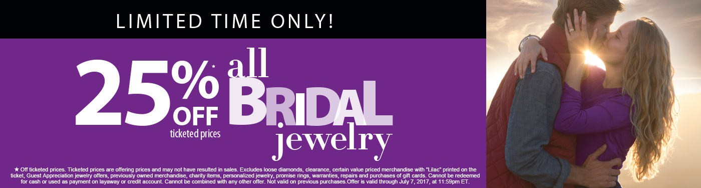 Kay Jewelers - Bridal Sale! - Poughkeepsie Galleria