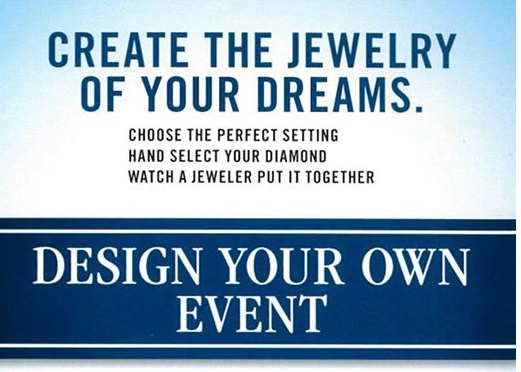 zales design your own event