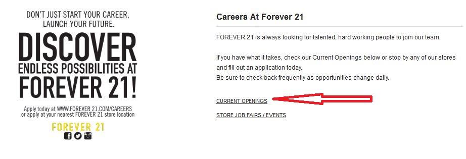 forever 21 now hiring poughkeepsie galleria