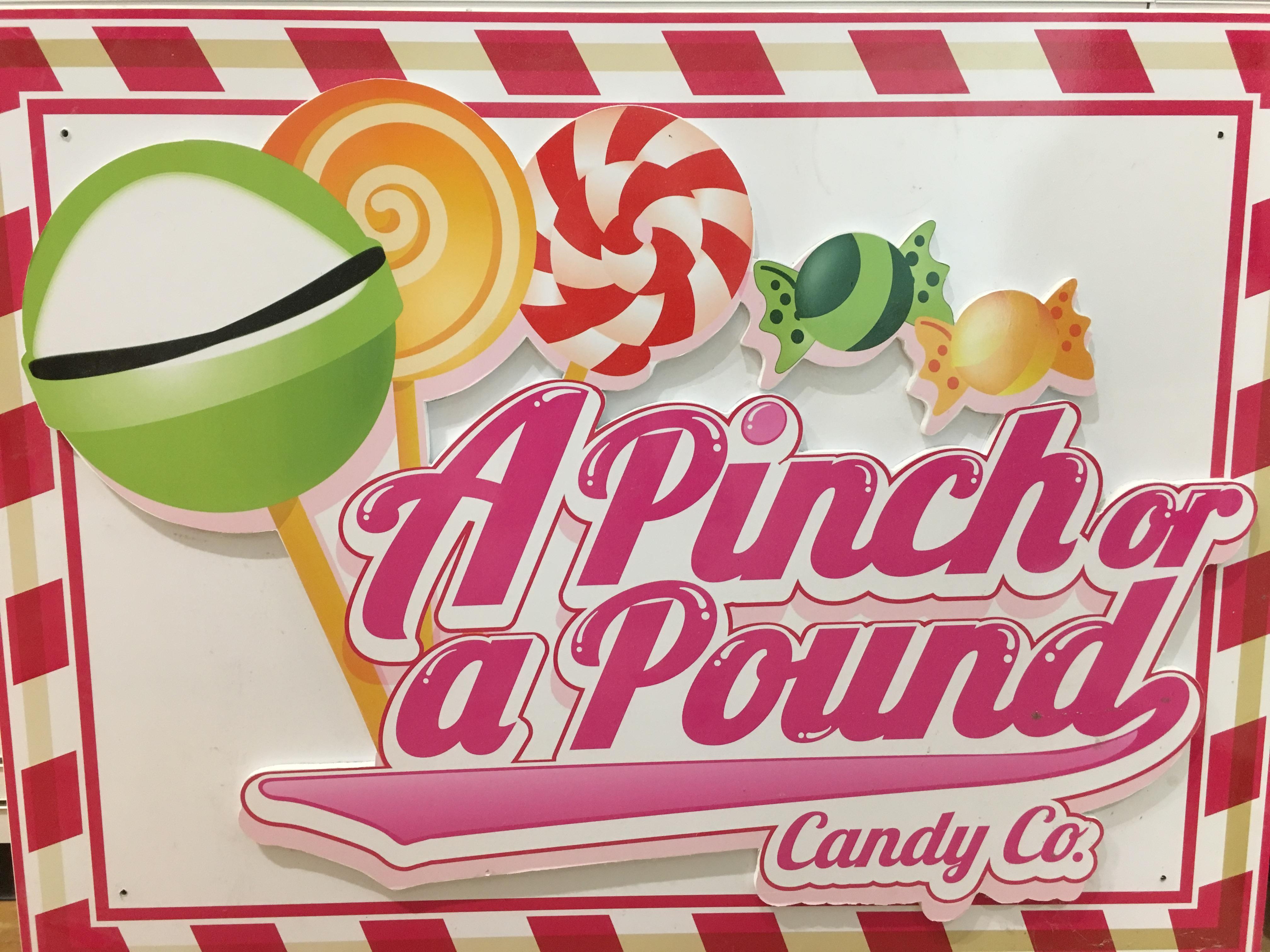 a pinch or a pound logo