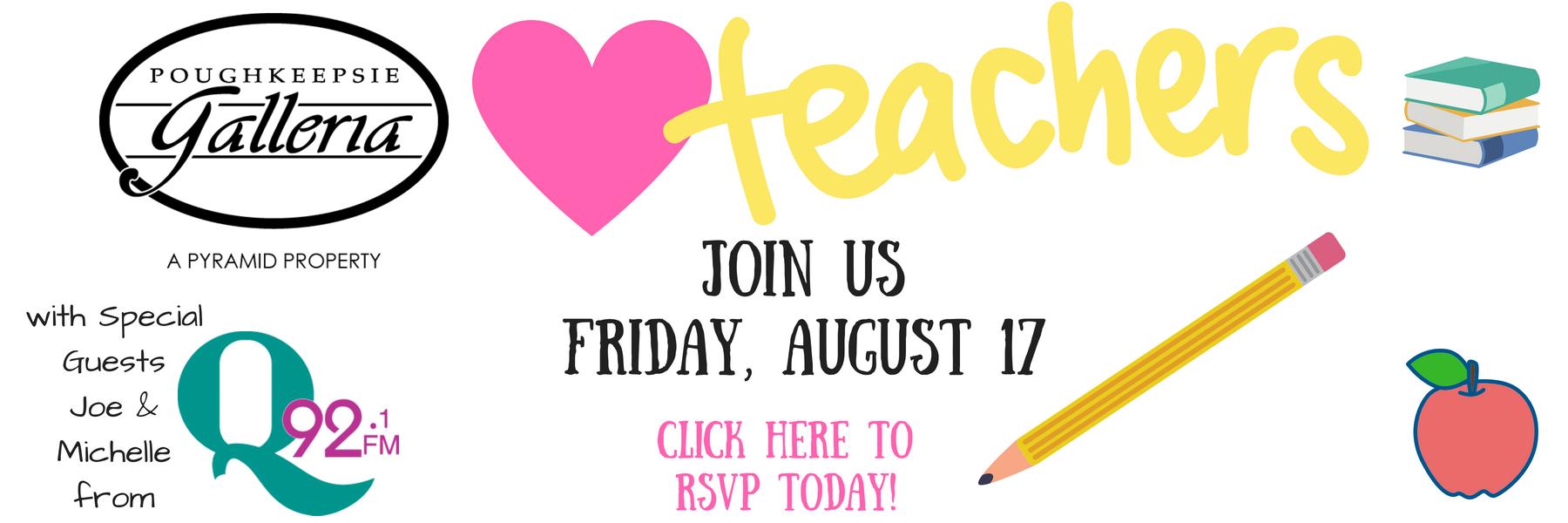 PG Loves Teachers - website