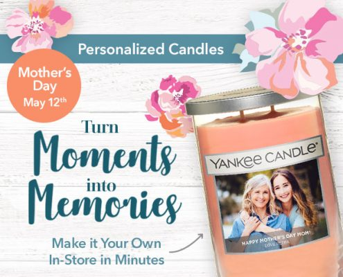 Mothers Day yankee candle