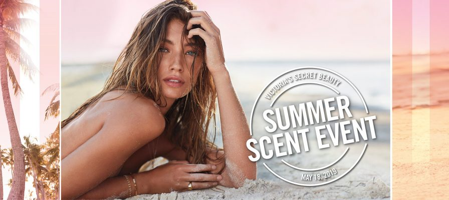 VS Summer Scent event