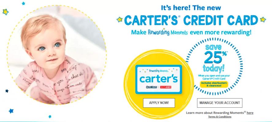 Carters CC 1
