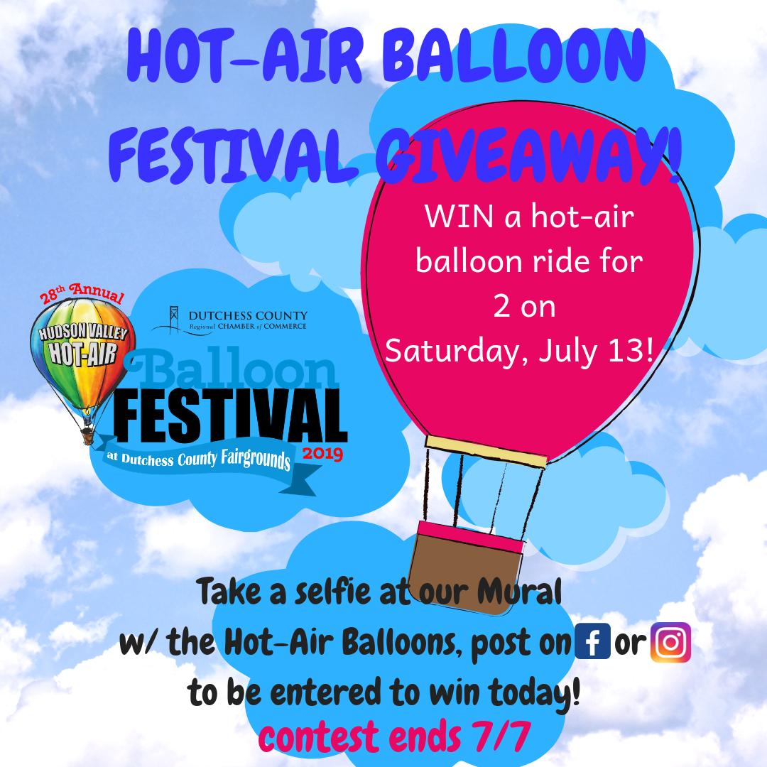 HotAir Balloon Festival Contest 2019