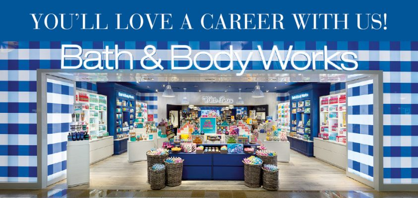 bath and body works job