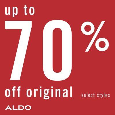 ALDO End of season sale Up to 70 off on sale 800x800 EN