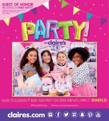 PartyAtClaires