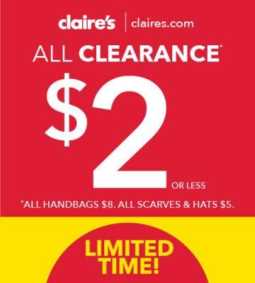 2 5 8 Clearance